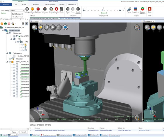 Spring Technologies will display its NCSIMUL 2018 software platform at IMTS 2018.