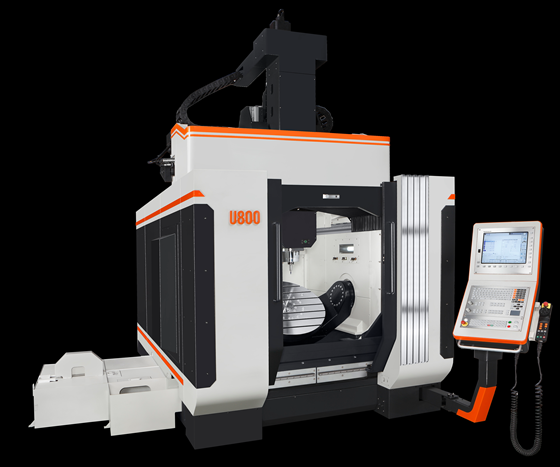 Takumi USA will display its U600 and U800 machining centers at IMTS 2018.