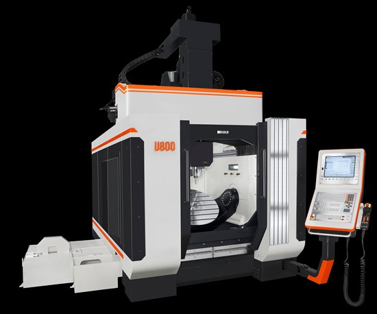 Takumi USA will display its U600 and U800 machining centers at IMTS 2018.