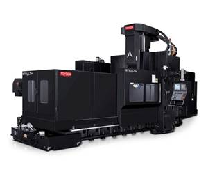 Toyoda Americas will display its Stealth VB215 machining center at IMTS 2018.