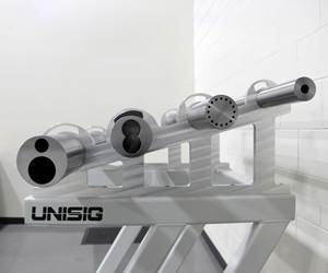 UNISIG will display its deep hole drilling machines at IMTS 2018