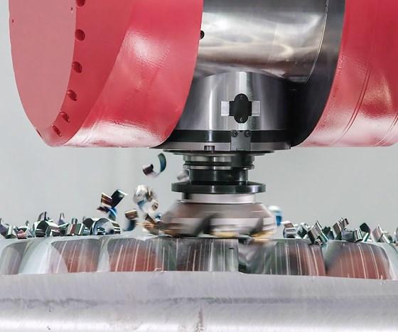 Waldrich Coburg will display its Taurus series of milling machines at IMTS 2018.