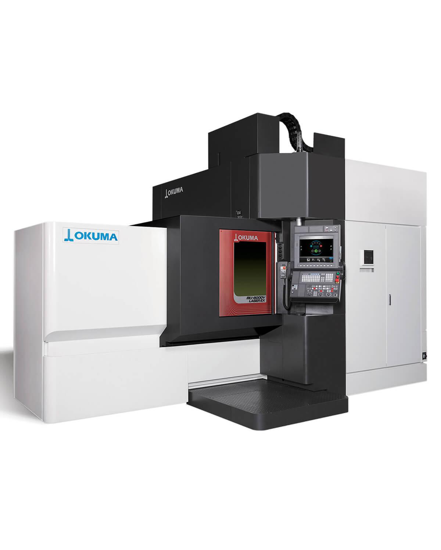 Okuma MU-8000V Laser EX