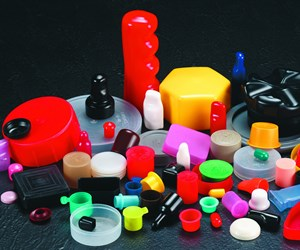 assortment of plastic parts