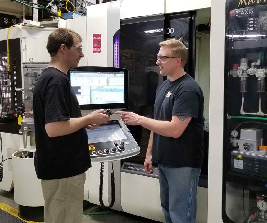 explaining manufacturing processes