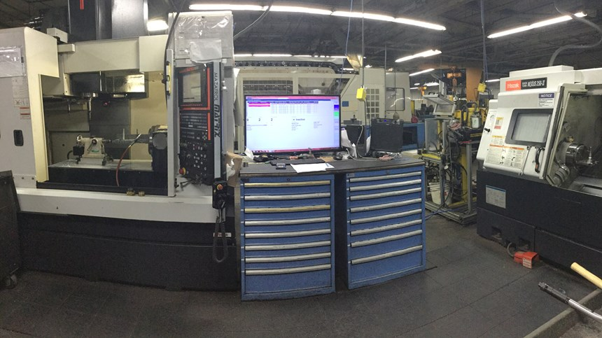 a lean manufacturing cell