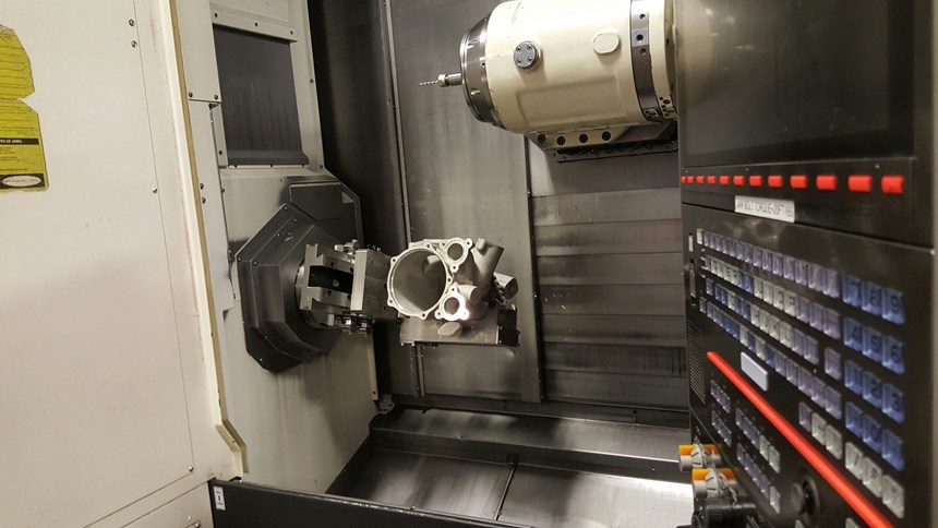 multitasking milling machine