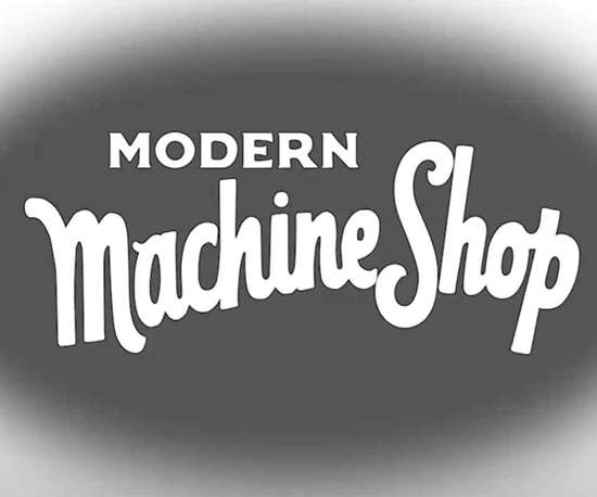 Original 1928 Modern Machine Shop logo