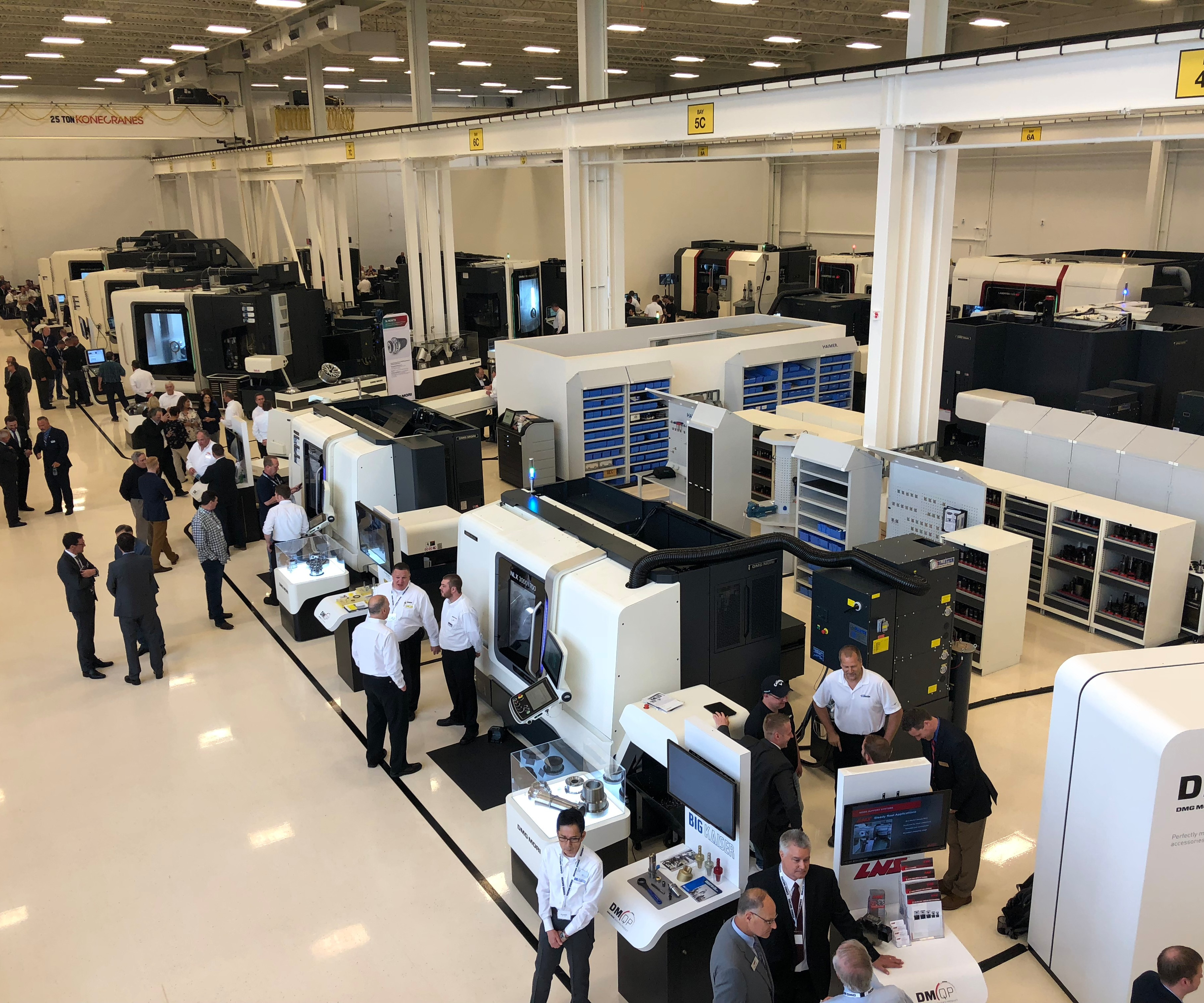 DMG MORI showroom to move to Chicago South Side