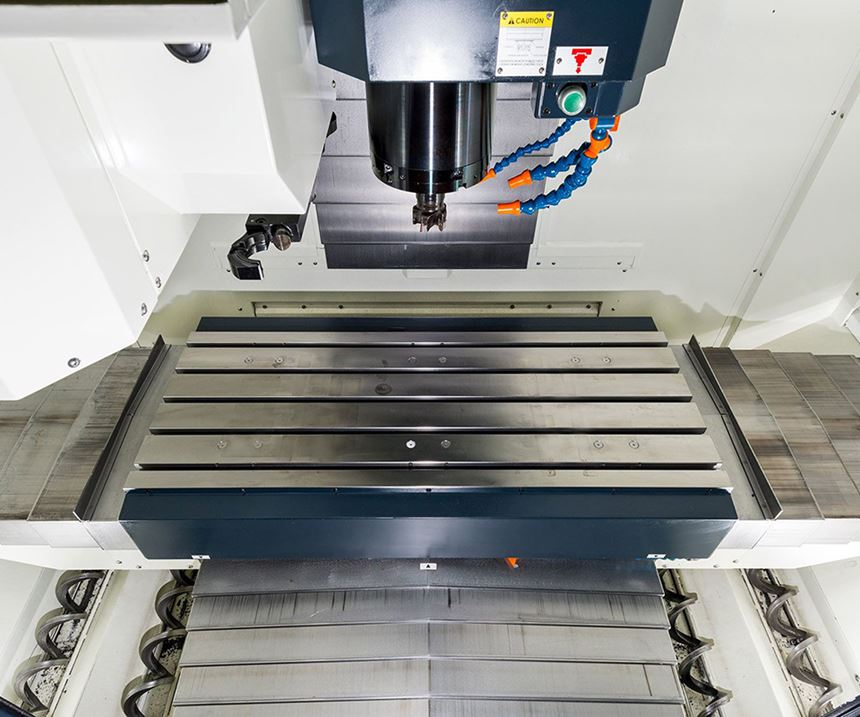 Getting more out of your vertical machining center can be a matter of simply taking a closer look at user-friendly ergonomics.