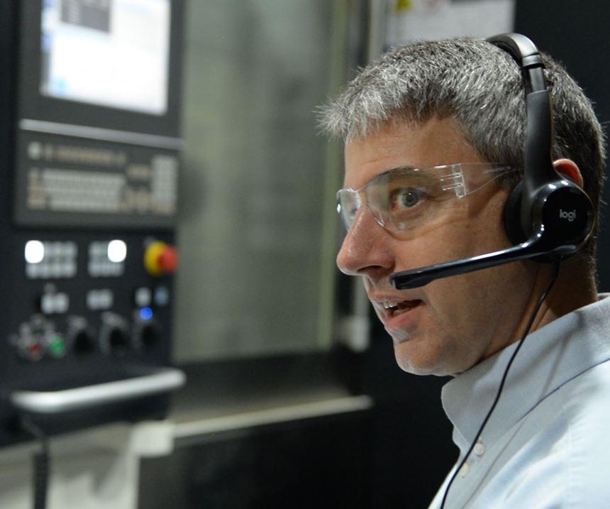 modern machine shop editor peter zelinski uses athena to control cnc machine tool