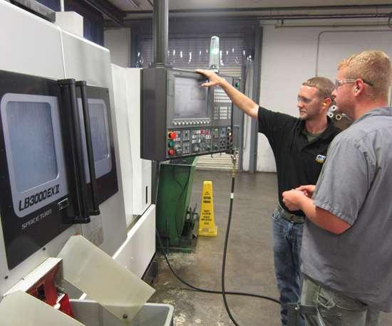 custom tool machine shop