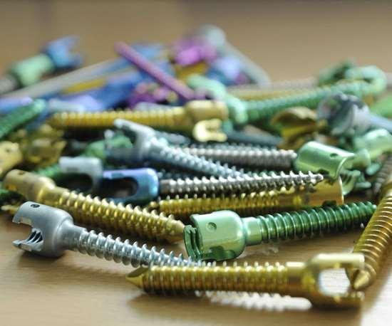 screws for medical applications