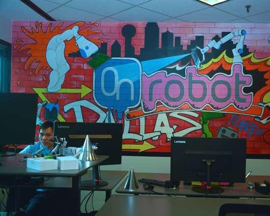 OnRobot's Dallas headquarters