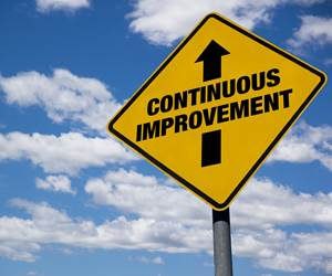 Continuous Improvement Must Be Continuous