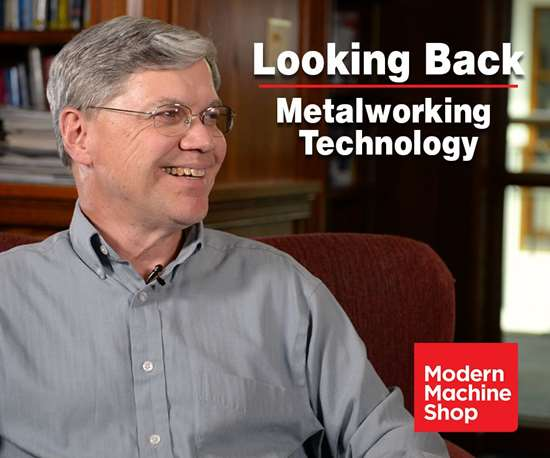 Mark Albert looks back on 38 years with Modern Machine Shop