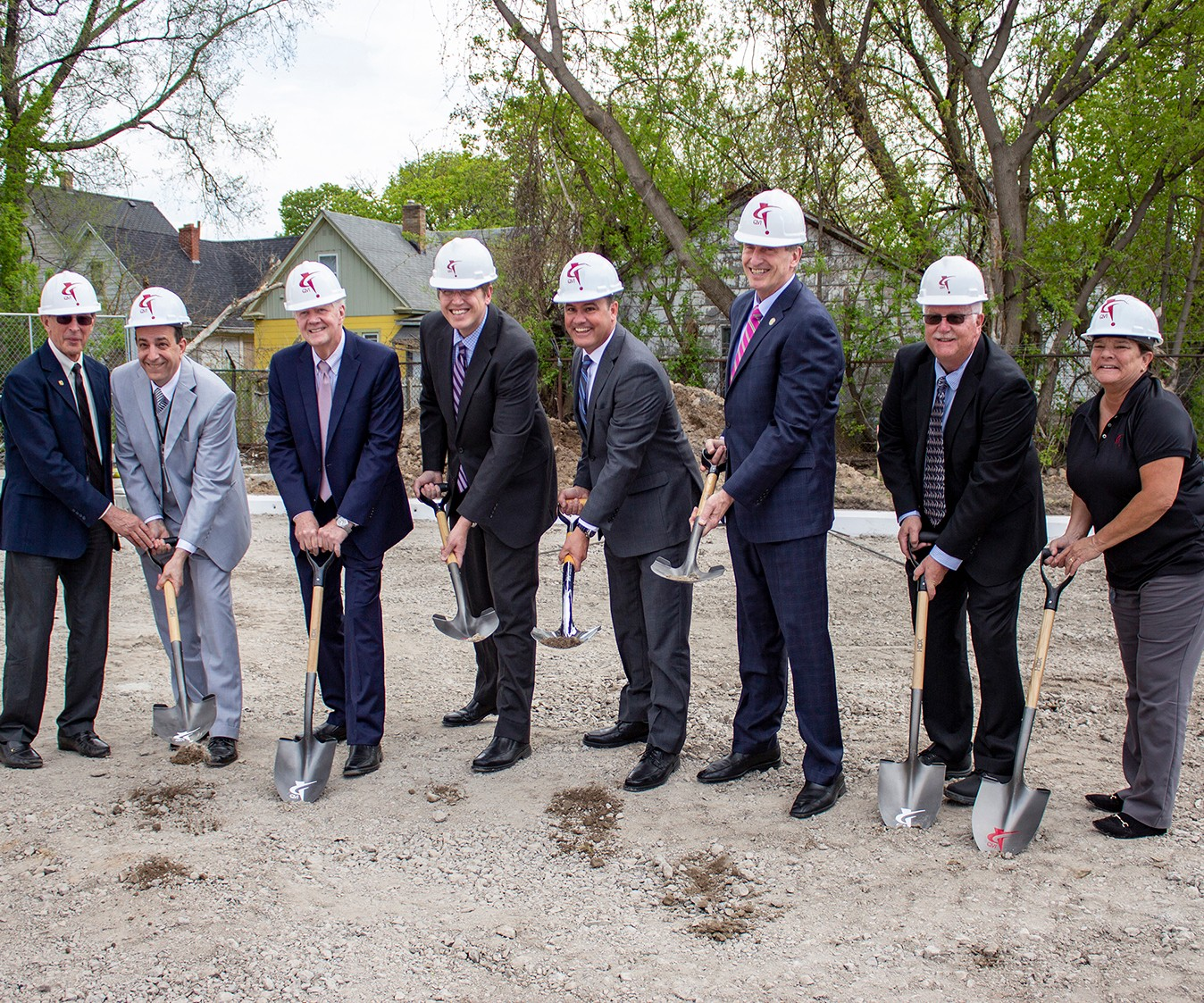 Quality Vision International Breaks Ground On New Facility