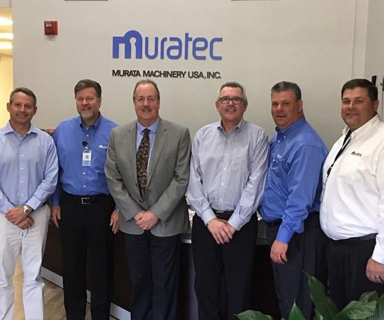 Muratec Partners with Ferro Technique