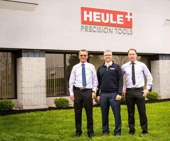 Heule North America Celebrates 30 Years