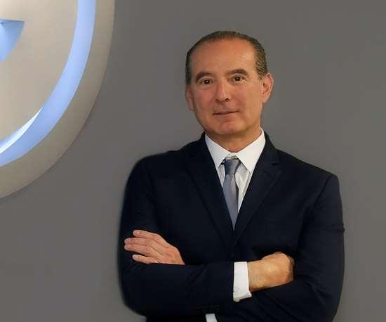 Robert Serrano, new CEO and president of Ganesh Machinery.
