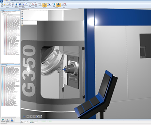 CAMplete TruePath Grob Systems Five-Axis