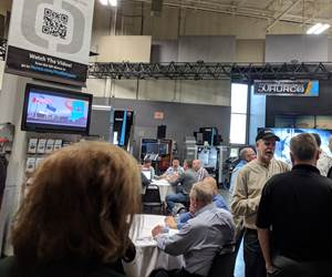 Five-Axis Front and Center at Hurco's 50th-Anniversary Event