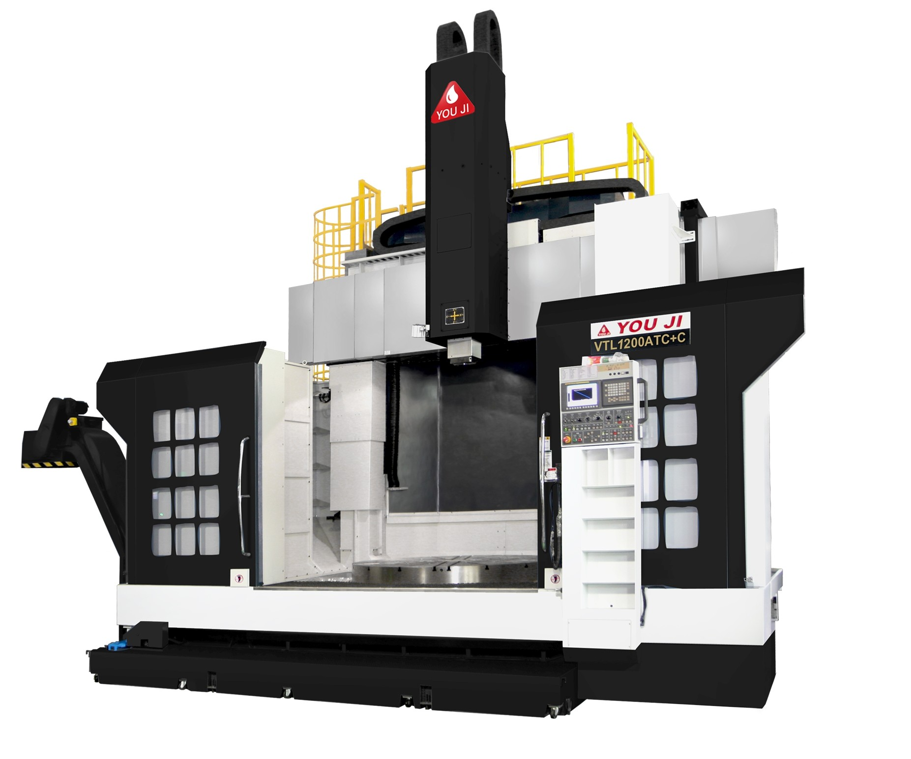 You Ji VTL-1200ATC+C from Absolute Machine Tools