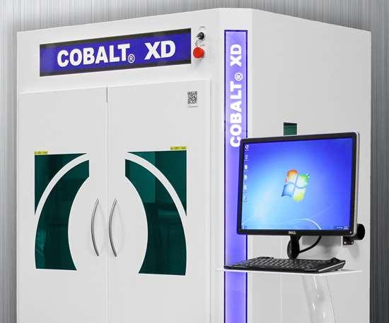 Laser Marking Technologies' Cobalt XD.
