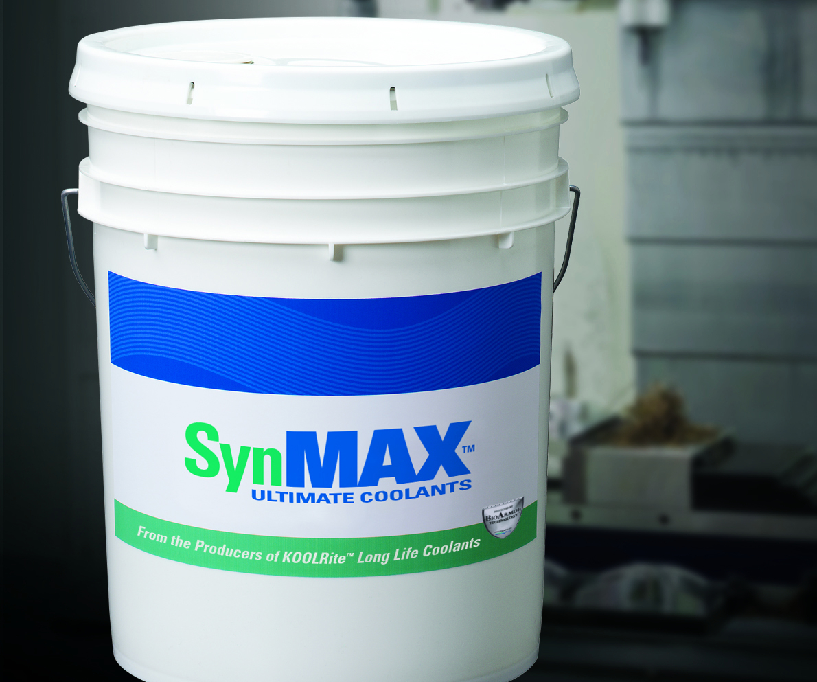 JTM SynMax metalworking coolant line.