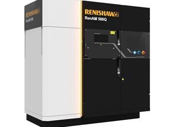 Renishaw RenAM 500Q metal additive manufacturing system