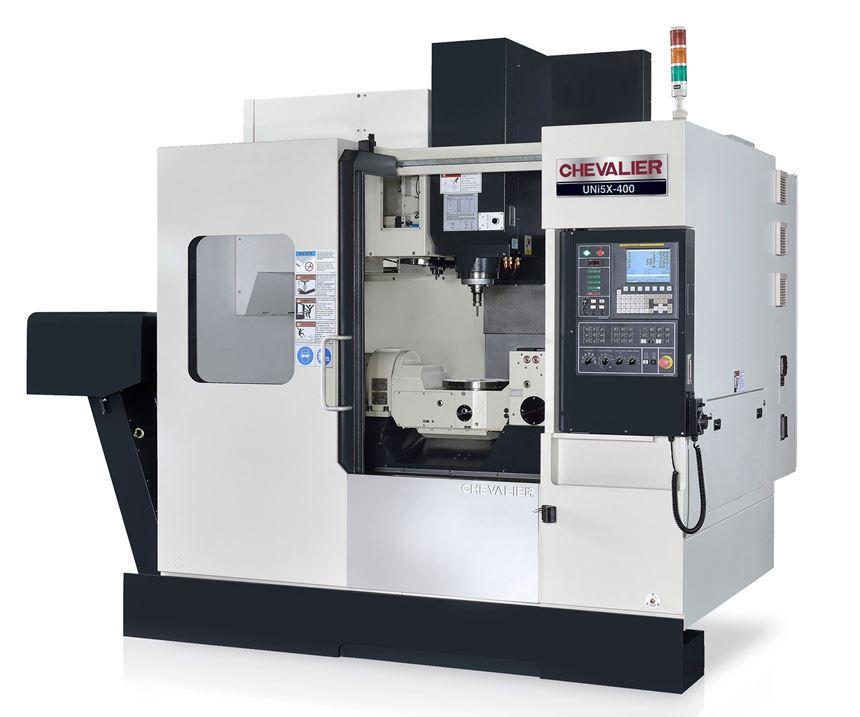 Chevalier Machinery UNi5X-400