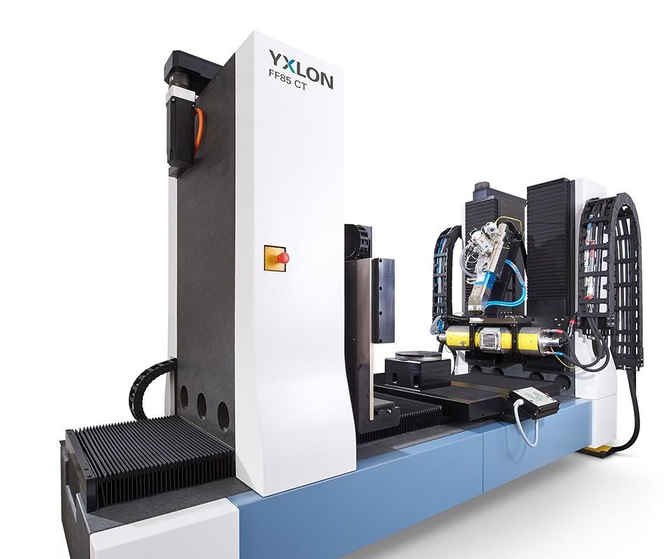 Yxlon FF85 CT