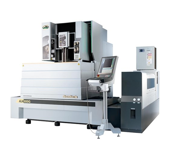 Wire EDMs Handle Extra-Large Workpieces : Modern Machine Shop