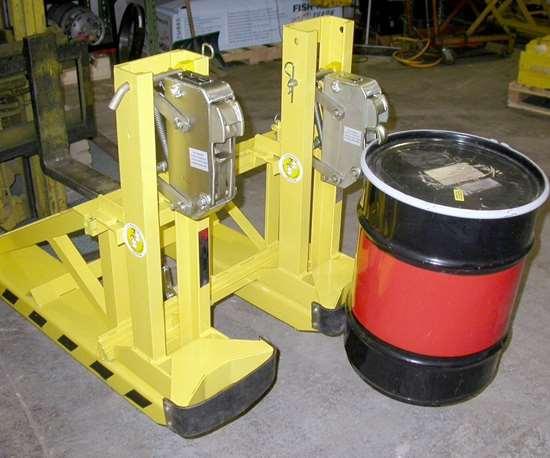 Liftomatic Material Handling FTA Drum Handling