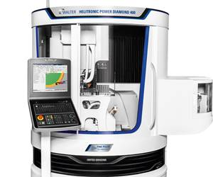 Redesigned Grinding Machines Feature Improved Stability