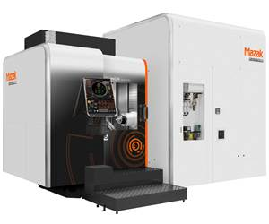 Five-Axis HMC Mills Aluminum for Aerospace, Superconductors
