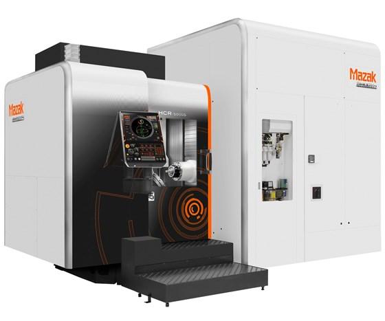 MazakHCR-5000Sfive-axis HMC