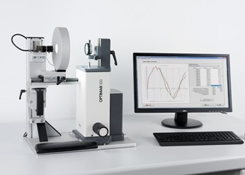 Mahr Optimar 100 system for testing dial and digital indicators