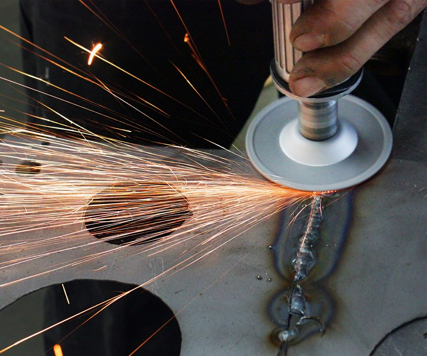 Innovative Products of America grinding wheel
