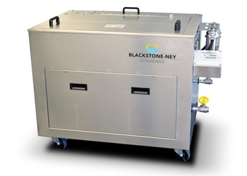 Blackstone-NEY stainless-steel GMC Ultrasonic Cleaning System
