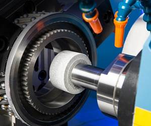 Junker Group corundum grinding machine