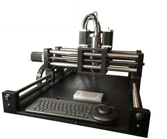 APSX SPYDER CNC Milling Machine