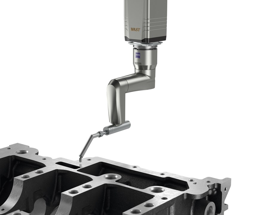 Zeiss Rotos roughness sensor