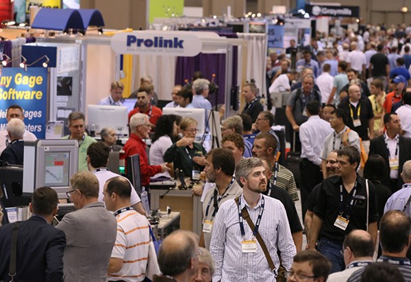 Manufacturers can find exhibitor technology at IMTS 2018, the largest manufacturing trade show in North America.