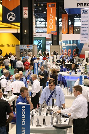 IMTS covers manufacturing topics such as surface finishing, 3D printing, CAD/CAM, EDM machining, fabricating and lasers, gear generation, part cleaning, metal cutting, cutting tools and workholding systems and more.