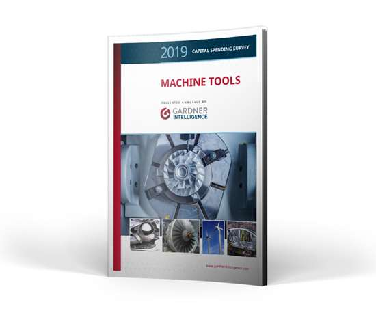 The 2019 Capital Spending Survey is now available, offering projections of accelerated growth for the machine tool market next year.