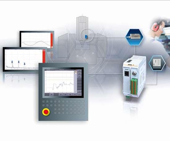 Marposs Brankamp CMS-02 machine monitoring system