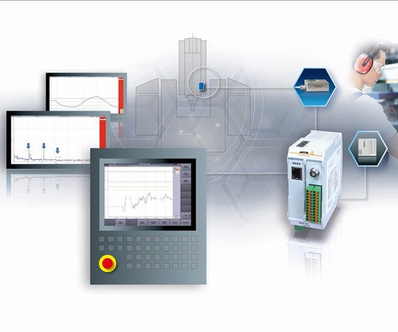 Marposs Brankamp CMS-02 machine monitoring system