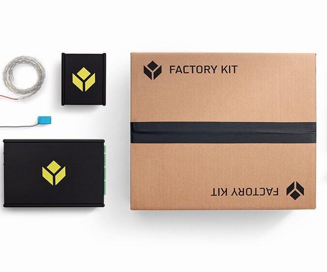 Tulip's Factory Kit.