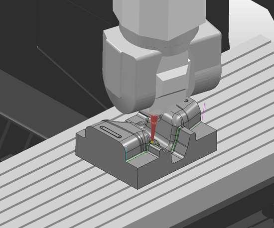 Autodesk PowerMill 2019 screenshot
